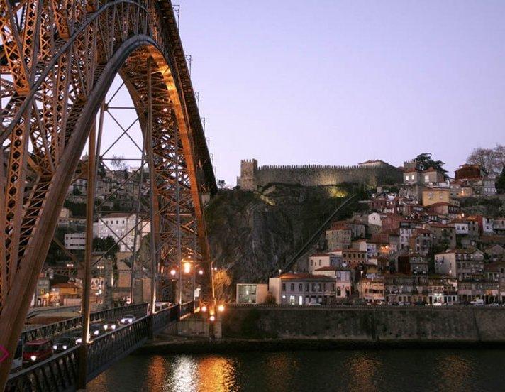 Ponte dom Luís, Porto