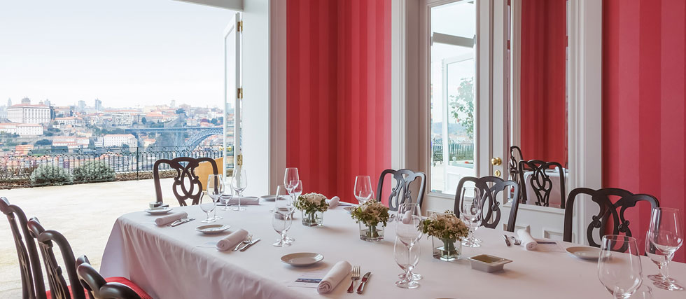Private Dining Porto