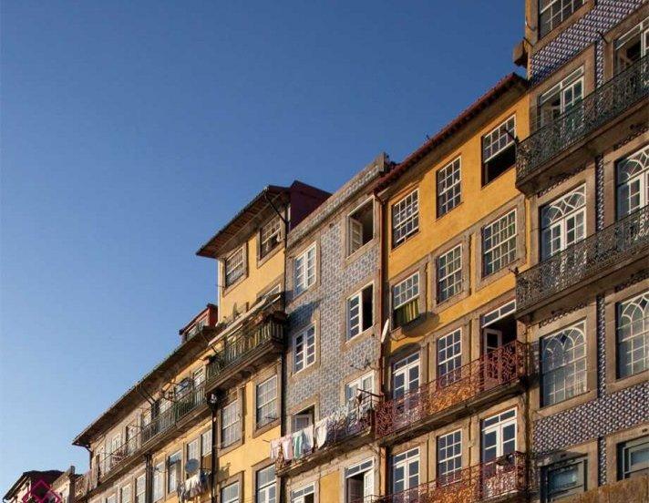 Ribeira in Oporto
