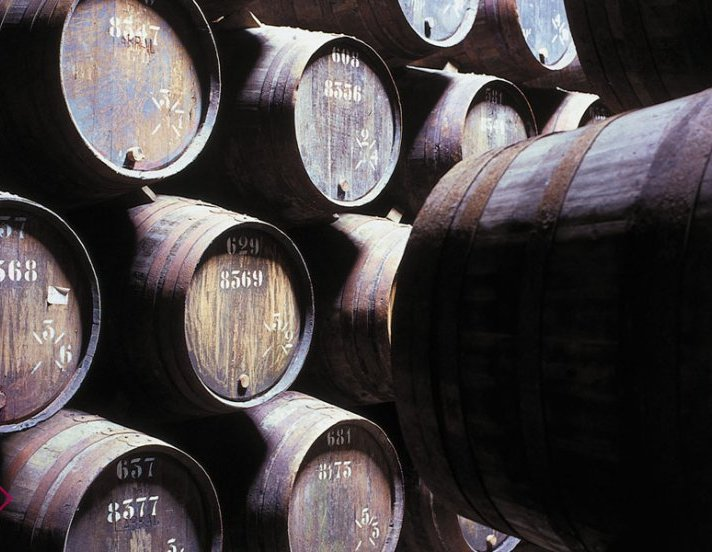 Port Wine Barrels