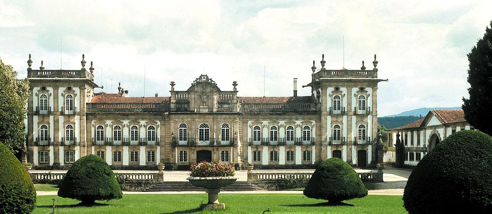 Palácio da Brejoeira -  1