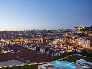 Luxury hotel in Porto