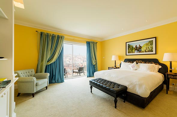 Executive Room at The Yeatman, Porto