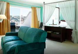 Luxury Deluxe  Suite in Porto at The Yeatman Hotel