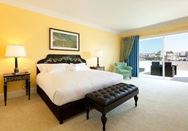 Quarto Superior Deluxe, The Yeatman, Porto