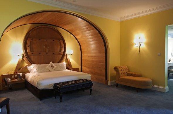 Habitaciones y Suites