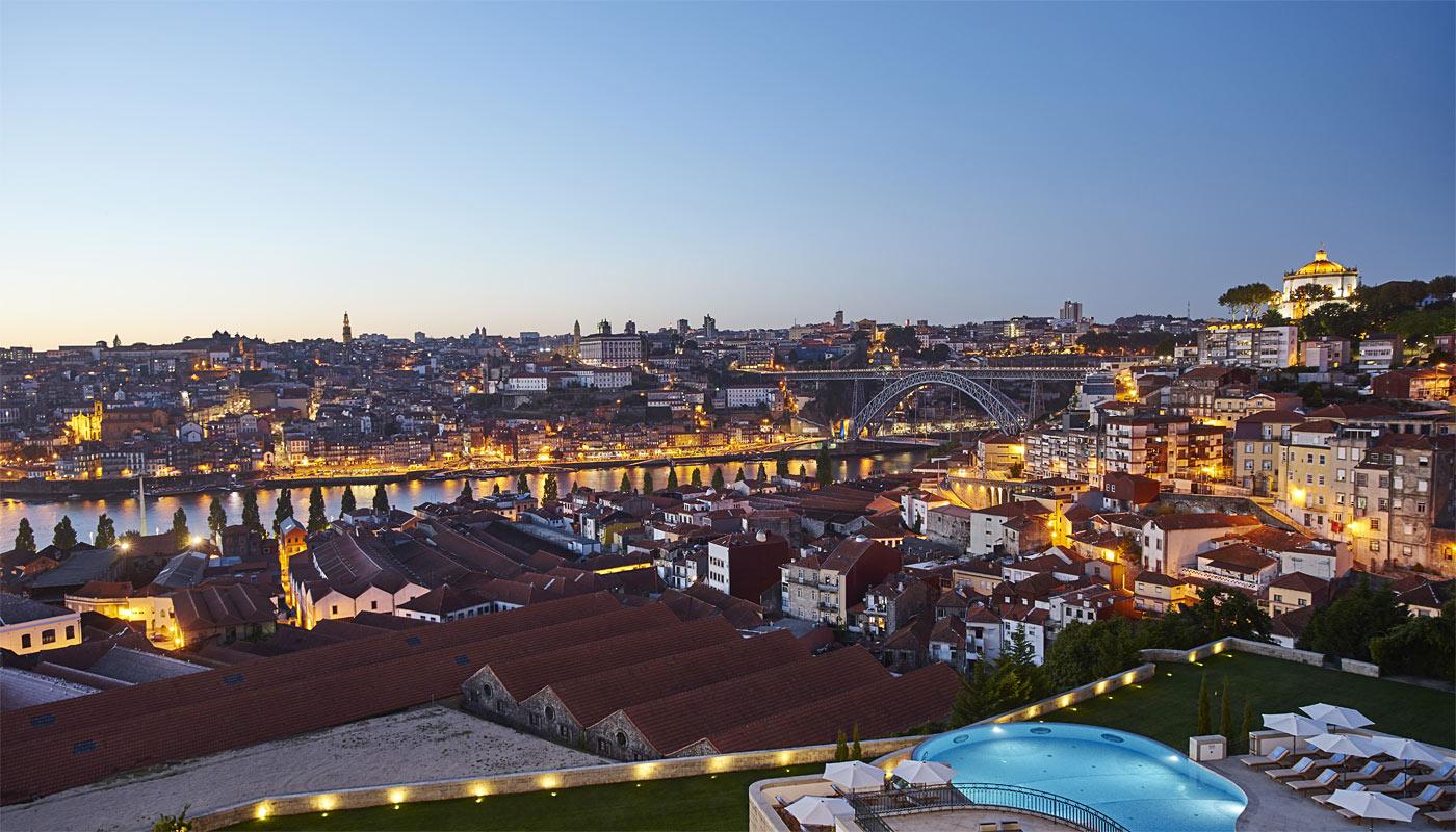 Yeatman Hotel w Porto