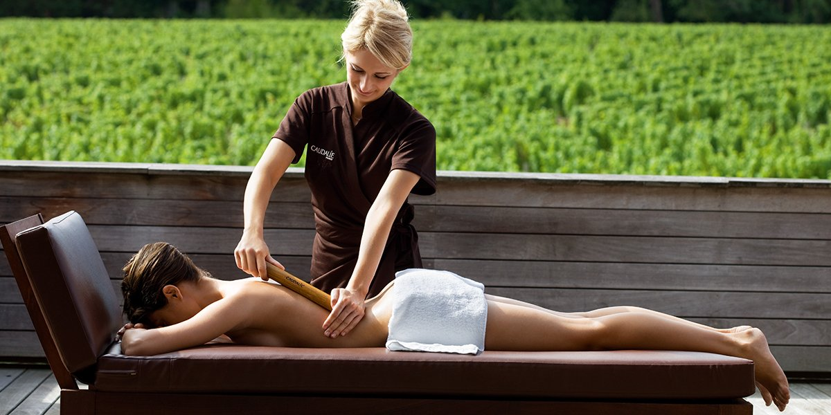 Additional Therapies, Caudalie Spa at The Yeatman, Porto