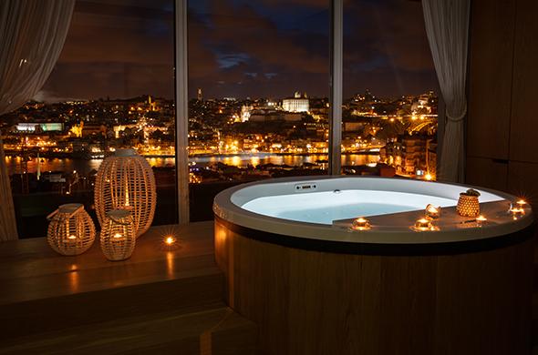 Barrel Bath