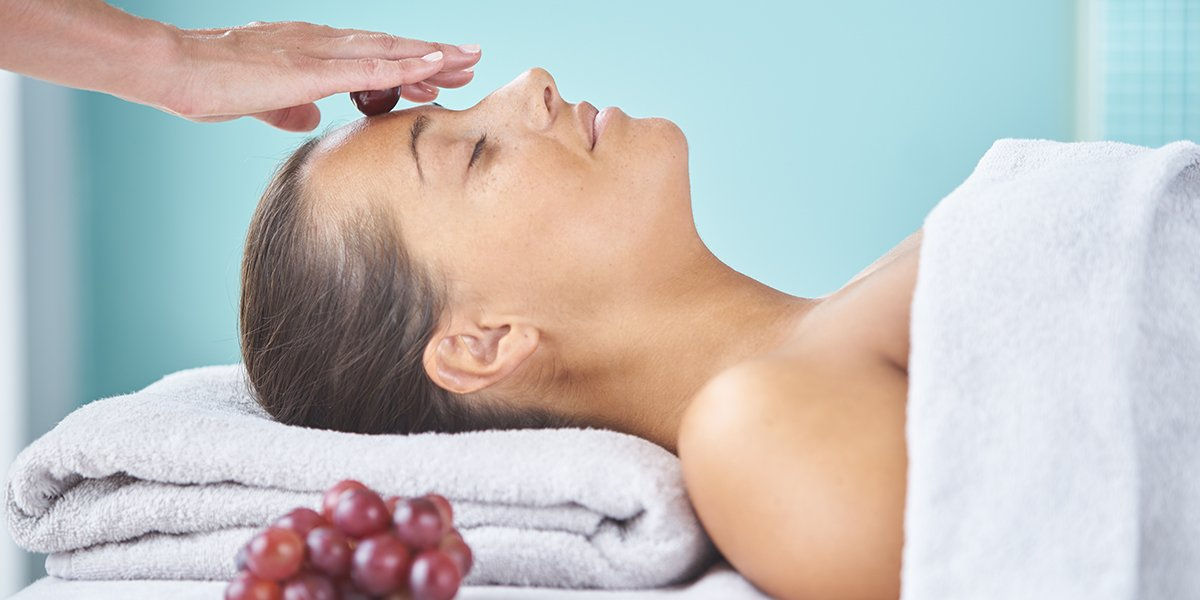Facial Treatment at The Yeatman Luxury Hotel & Spa, Porto