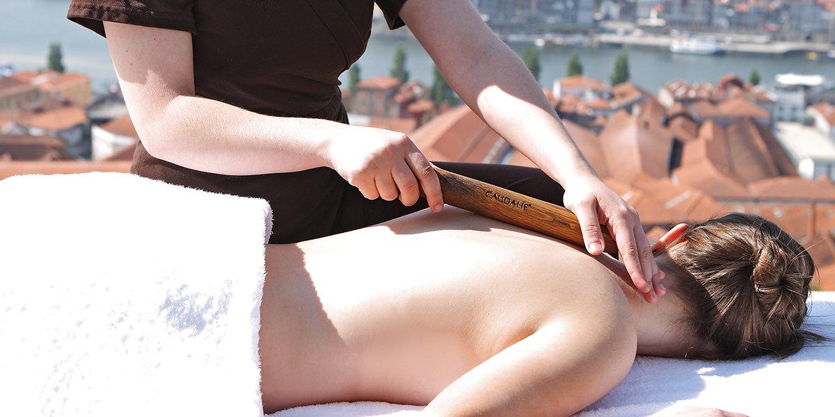 Massages du Monde, The Yeatman Hotel, Spa Caudalie, Porto