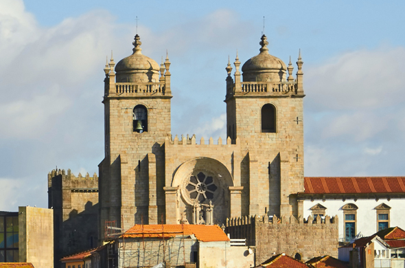 Churches in Porto