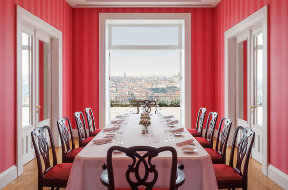 Private Dining in Porto