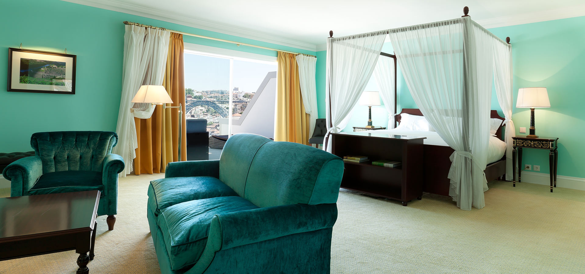 The Graham's Suite at The Yeatman, Porto