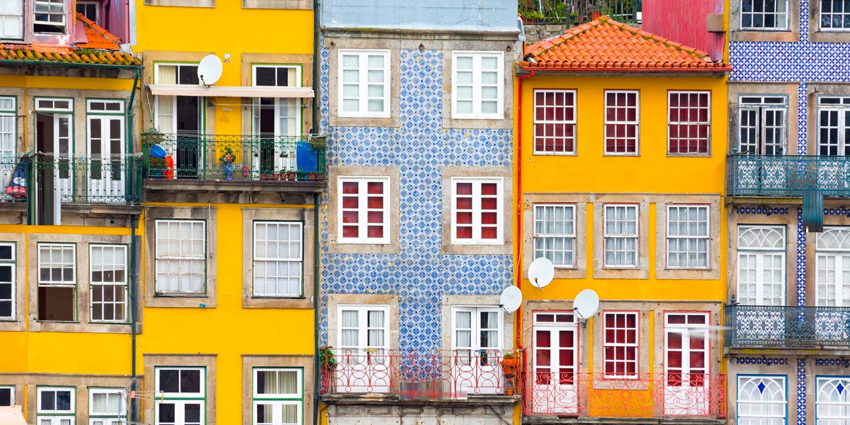 Luxury holiday in Porto
