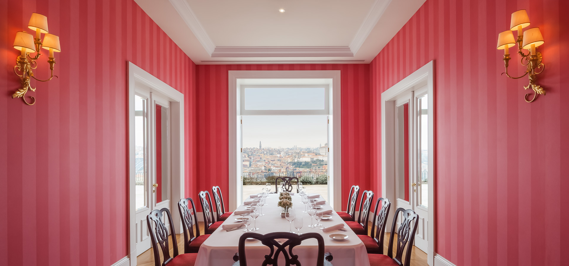 Private Dining at The Yeatman, Porto