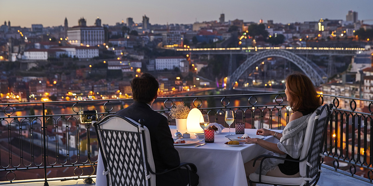 Romantic Holiday in Porto at The Yeatman