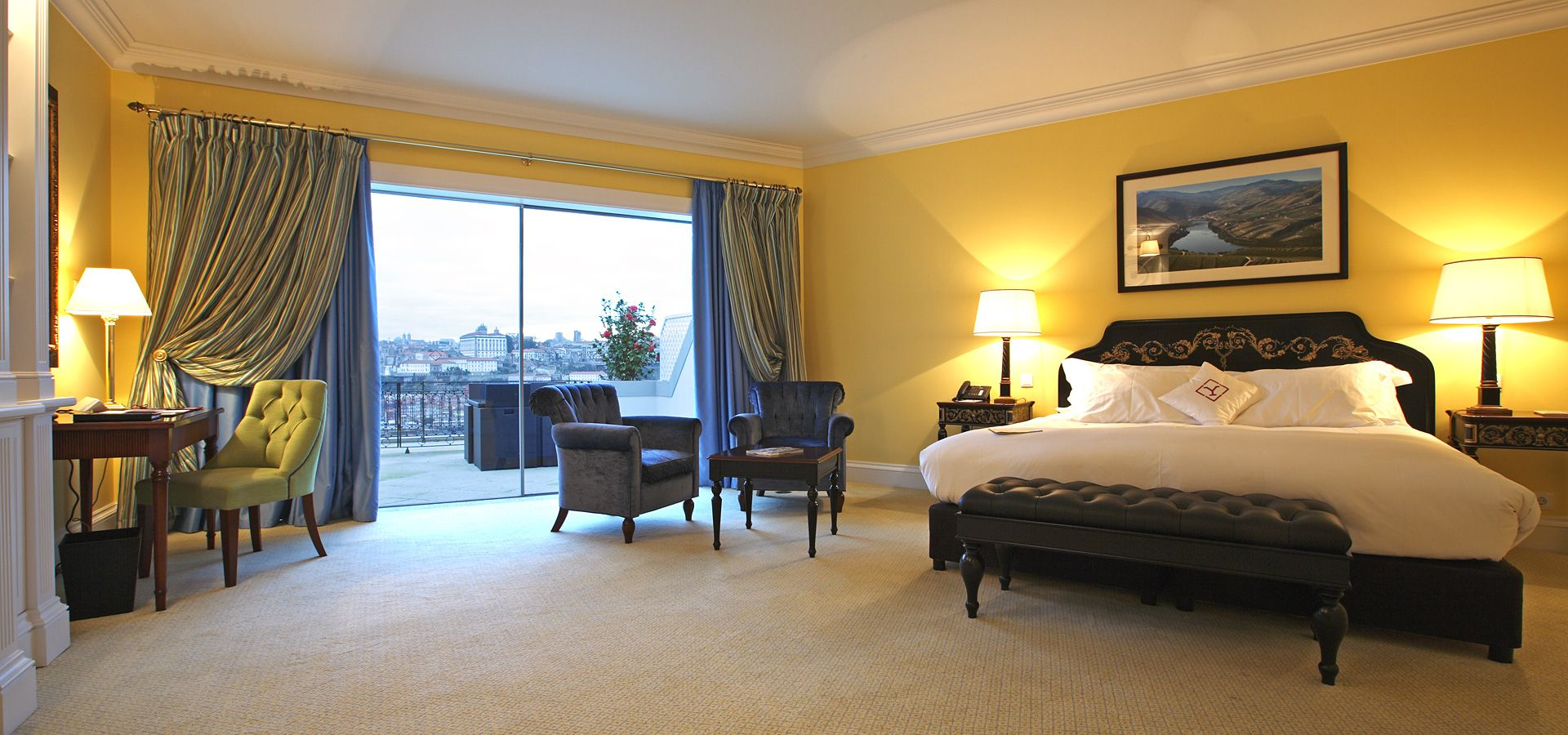 The Gradil Suite at The Yeatman, Porto