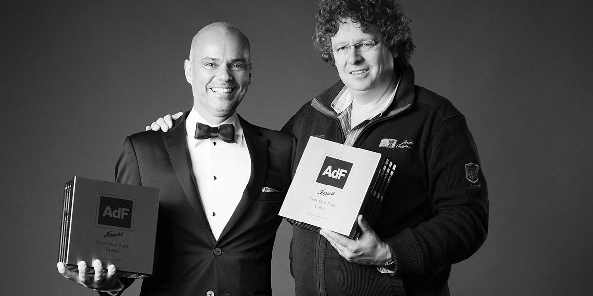 ADF, Wine Partner, The Yeatman