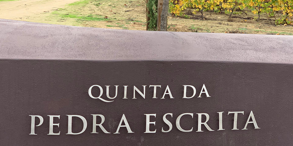 Quinta da Pedra Escrita, Rui Roboredo Madeira, The Yeatman
