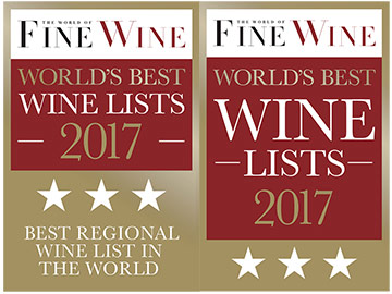 "Revista ""The World of Fine Wine"" distingue The Yeatman com a ""Melhor Carta de Vinhos Regional no Mundo"""
