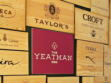 Wine list of The Yeatman among the best in the World