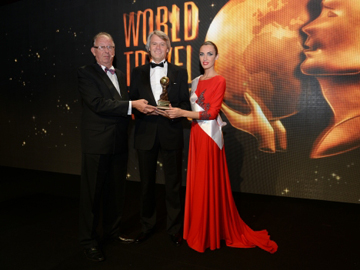 The Yeatman is awarded Best Boutique Hotel in Portugal at The World Travel Awards
