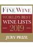 The World of Fine Wine 2019 - Jury prize - The Yeatman