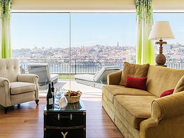 The Artist Suite, The Yeatman, Porto