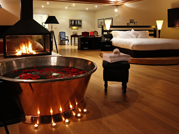 Romantic Honeymoon Suite, Porto