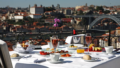 Breakfast in Porto
