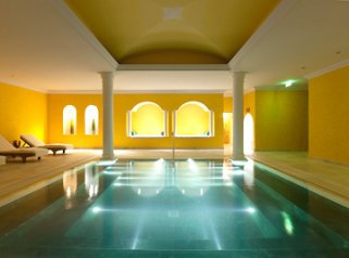 Roman Bath, The Yeatman Spa, Porto