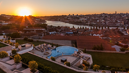 Summer Holiday in Porto, The Yeatman